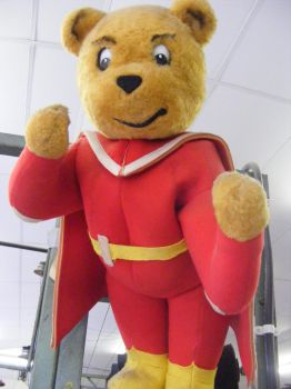 super ted by nickyeo