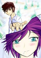 Tsukune's Choice by Falroth
