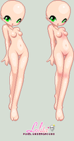 Lolita base by leviathen