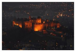 Edinburgh Castle - MarkShannon by scottish