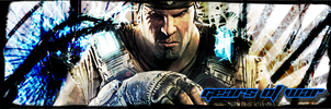Gears of war signature by IReckLess
