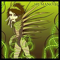 . Humanoid . by Filly777