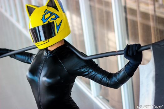 Celty Close-up - 1 by Hisui-Facist