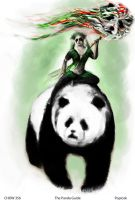 The Panda Guide by popicok