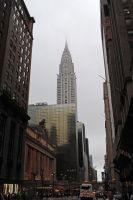 Views of NY 25 Chrysler Building by LucieG-Stock