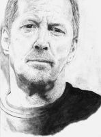 Eric Clapton by Siemy