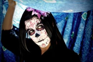 SUGAR SKULL :: Not dead yet by rovenLST