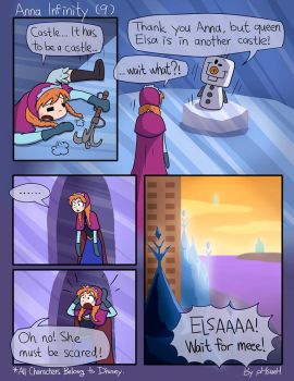 Anna Infinity (9) - Another Castle by phsueh