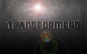 TRANSFORMERS TITLE by SUPERMAN3D