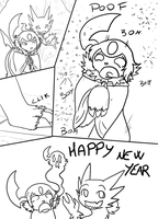TCL - TBH - Ignis Amentis - Page 13 SPECIALNEWYEAR by ChibiCorporation