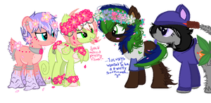 Collab thingy,yeeey C: by Nerdeerific