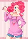 Pink Beauty: Pinkie Pie by Ross-86