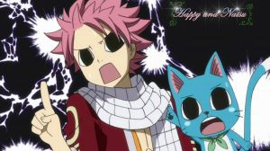 Happy and Natsu O.o by Shooting-star-x7