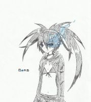 Black Rock Shooter tv animation ver. by LolWutSxH