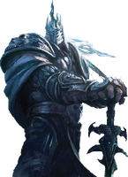 The  Lich King Render by Vampireslayer003