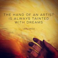 The Hand of an Artist by Erlance