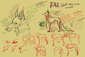 Fae Don't Really Vary Much? by PaintedCricket