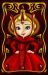 Dailey Disney - Queen Amidala the First by RCBrock