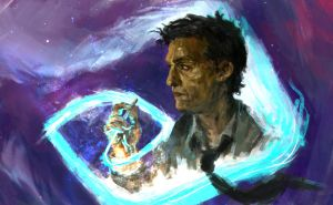 True Detective - Rust Cohle #2 by gagatun