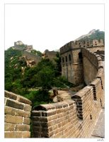 Great Wall, China by utoks