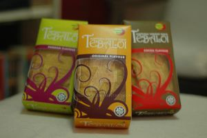 Tebaloi Packaging by kriciapc
