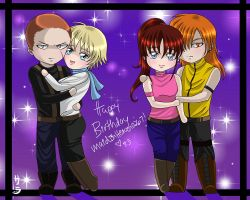 Happy Bday MadeInHeaven0267 by HitokiriSakura2012