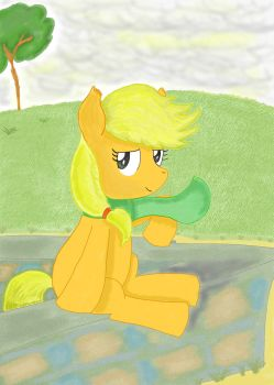 Applejack by AutumnLeaf1230