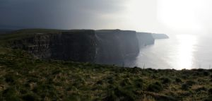 The Cliffs of Moher by bluemouse2
