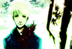 Prussia: Lonely Awesome by Gadriann