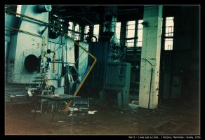 S26-10 I Factory, Machines by iksela