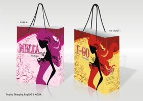 shopping bags by ignra