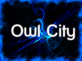 Owl City Fractal Cover by darkdissolution