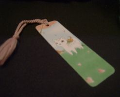 Okamiden Bookmark by LlamaRider