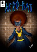 AFRO-BAT poster by Rene-L