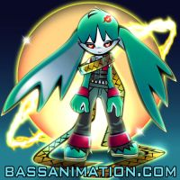 Klonoa's King of Sorrow by bassanimation