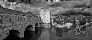 Bath - panorama by crh