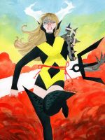 Magik Redesign by kevinwada