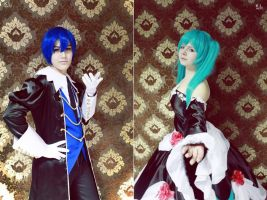 Cantarella project: Preview by Kresh-Deluka