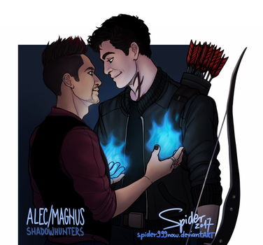 Malec by spider999now