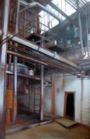 rusted factory by ZombPunk