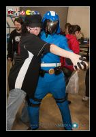 Dancing with Cobra Commander! by Scream01