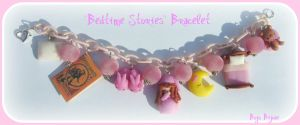 """Bedtime stories"" Bracelet by Bojo-Bijoux"