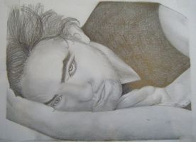 Rob Pat drawing by MadeByJanine