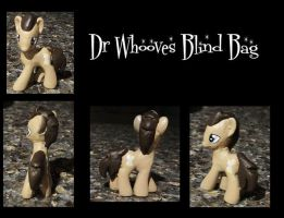 Dr Whooves Blind Bag by stripeybelly