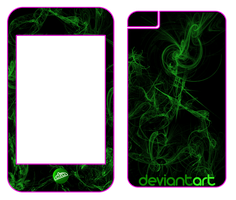 Free iPod Touch Skin by tazzaroo