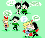 +Butch's Relationships+ by StrawberryPon