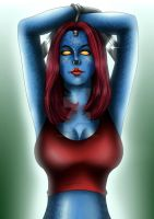 Mystique by ExoroDesigns