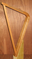 Pictish Harp Version 1 by HTYMSITI