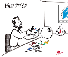 wild pitch by adamcloud