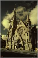 Aberdeen Cathedral by neoxavier